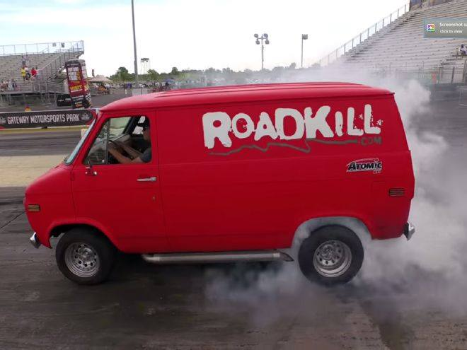 Roadkill Nights – Powered by Dodge