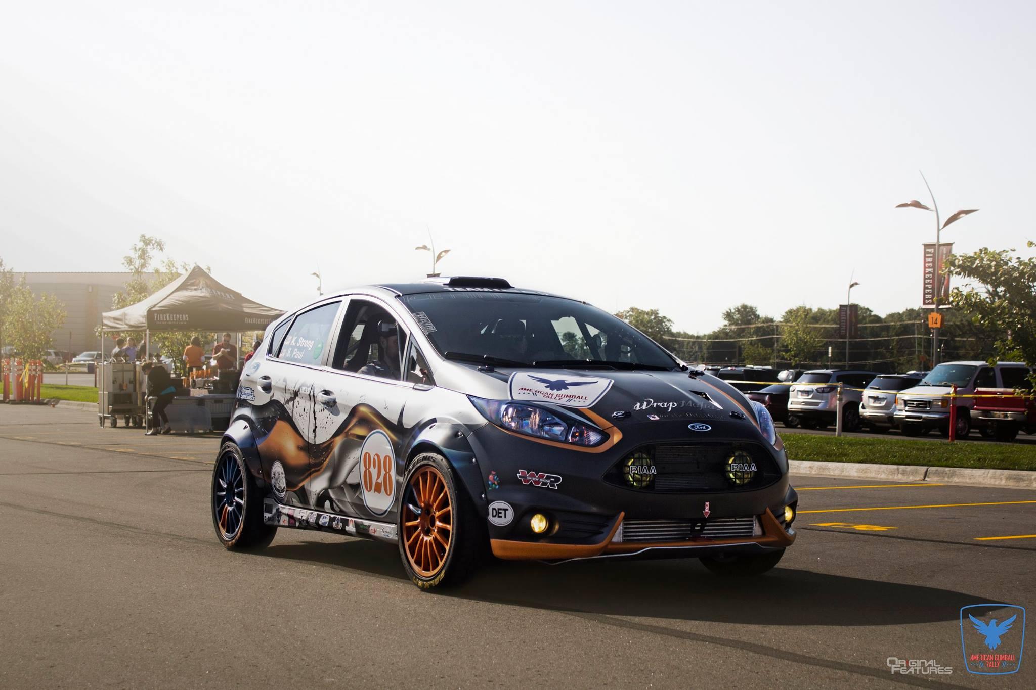 Michigan Gumball Rally Part 1