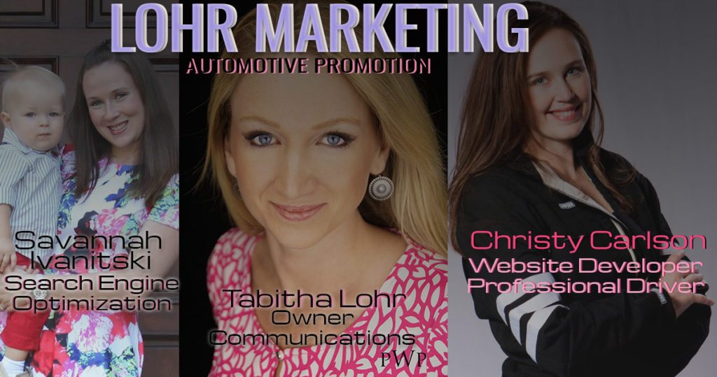 automotive promotion, google search ranking