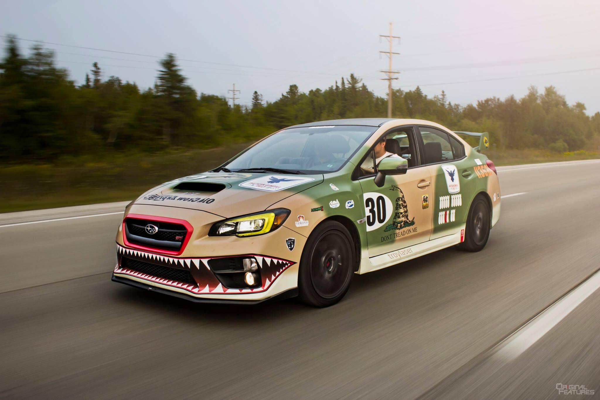 Michigan Gumball Rally Part 2